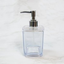 Bathroom Lotion Dispenser ~ Clear