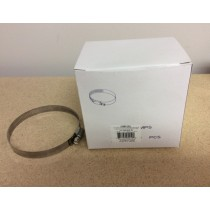 """Hose Clamps Box of 10 - SAE# 64 ~ 3-9/16"""" to 4-1/4"""""""