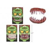 Halloween Special FX Terrifying Teeth