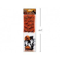 Halloween Cello Candy Bags ~ 60 per pack