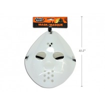 Halloween Plastic Hockey Mask