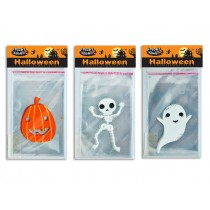 Halloween Self Sealing Cello Candy Bags ~ 15 per pack