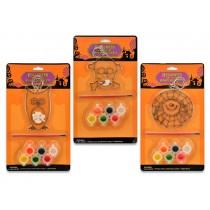 Halloween Sun Catcher Craft Kit