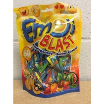 Halloween Emjoi Popping Candy ~ 50 packs per bag