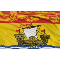New Brunswick Flag ~ 3' x 5'
