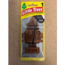 Little Tree Air Fresheners ~ Bourbon