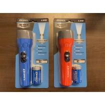 Dorcy LED Plastic Flashlight