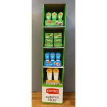 O'Keeffe's Combo Tower Display - Working Hands / Healthy Feet / Skin Repair ~ 42 per tower display