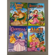 Disney Assorted Coloring Books