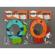 Baby's Choice Foam Bath Fish Mirror