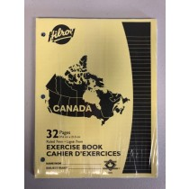 Hilroy Exercise Books - 32 pages ~ 4 per pack