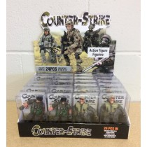 Counter-Strike S.W.A.T Action Figures