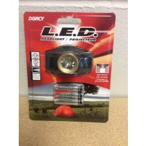 Dorcy Lightweight LED Headlight