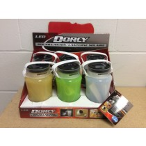 Dorcy Solar / USB Waterproof & Floatable Lantern