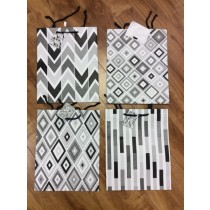 Large Gift Bags ~ Black & White