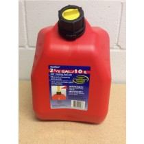Gasoline Jerry Can ~ 10L / 2.5 Gal