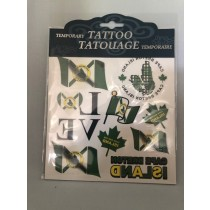 Cape Breton Temporary Tattoos