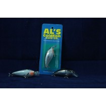 Al's Goldfish Chubby - 1/3oz ~ Shad
