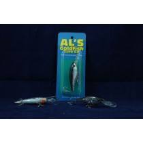 Al's Goldfish Dilly Diver - 1/4oz ~ Shad