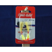 Eagle Claw Shad Darts - 3/16oz ~ Red / Yellow