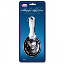 Stainless Steel Measuring Spoons ~ 5 per set