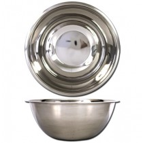 """Stainless Steel Deep Mixing Bowl ~ 13-1/2"""" {34cm}"""