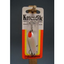 Krocodile Lure - 1/4oz ~ Pearl Fish Scale