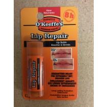 O'Keeffe's Lip Repair Unscented Lip Balm ~ Singles