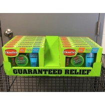 O'Keeffe's Value Pack ~ 14 Packs per Display