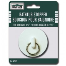 "Bathtub Stopper ~ fits drains 1-5/8"""