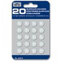 Surface Savers - Clear Plastic ~ 20 per pack
