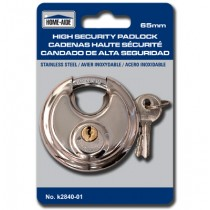 High Security Padlock ~ 65mm