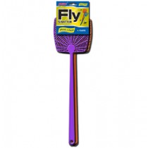PIC Plastic Fly Swatters ~ 2 per pack