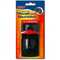 PIC Easy Set Plastic Mouse Trap ~ 1 per pack