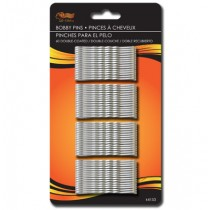 Bobby Pins - Silver ~  60 per pack