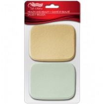 Cosmetic Square Sponges ~ 2 per pack