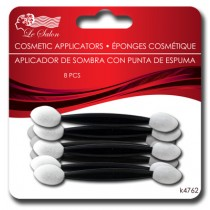 Double Ended Cosmetic Applicators ~ 8 per pack