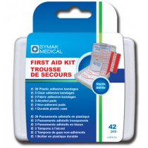 First Aid Kit ~ 42 piece kit