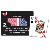 Playing Cards ~ 2 decks per pack