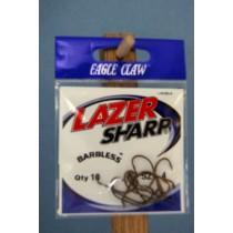 Eagle Claw Barbless Baitholder Hooks