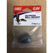 Eagle Claw Bell Weight ~ 2oz