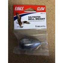 Eagle Claw Bell Weight ~ 5oz