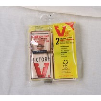 Victor Easy Set Wood Mouse Trap ~ 2 per pack