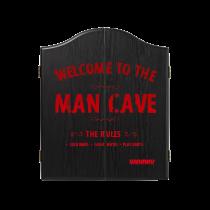 Man Cave Dartboard Cabinet