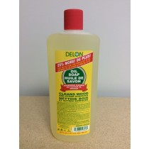 Delon Oil Soap ~ 591ml bottle