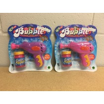 Bubble Gun with Bubbles