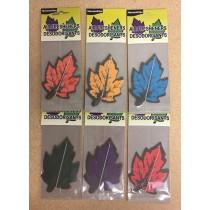 Car Air Fresheners ~ Maple Leaf Shaped