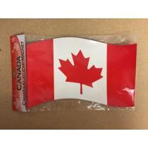 "Canada Flag Magnet ~ 12"" x 8"" {30 x 20cm}"