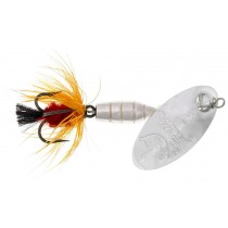 Panther Martin Lure - Size 9 ~ Deluxe Fly Silver/Orange