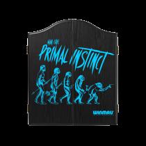 Primal Instinct Dartboard Cabinet